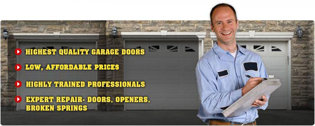 Jacksonville Overhead Garage Door Repair